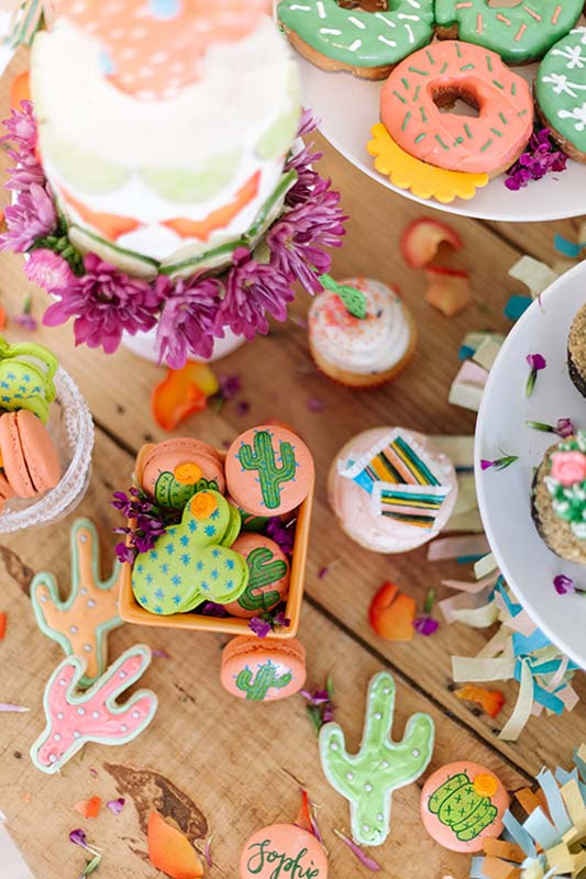 Desert Inspired Desserts Hooray Mag