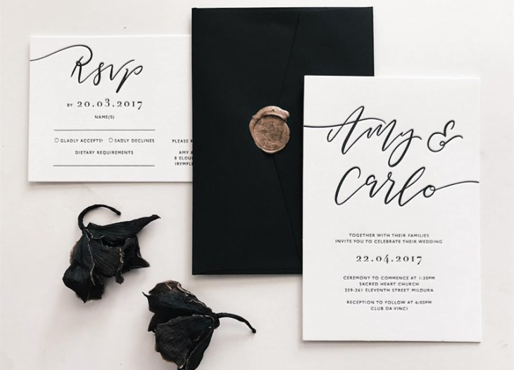 HOORAY_Classic-Romantic-Wedding-Stationery10 - Paige Tuzee Designs