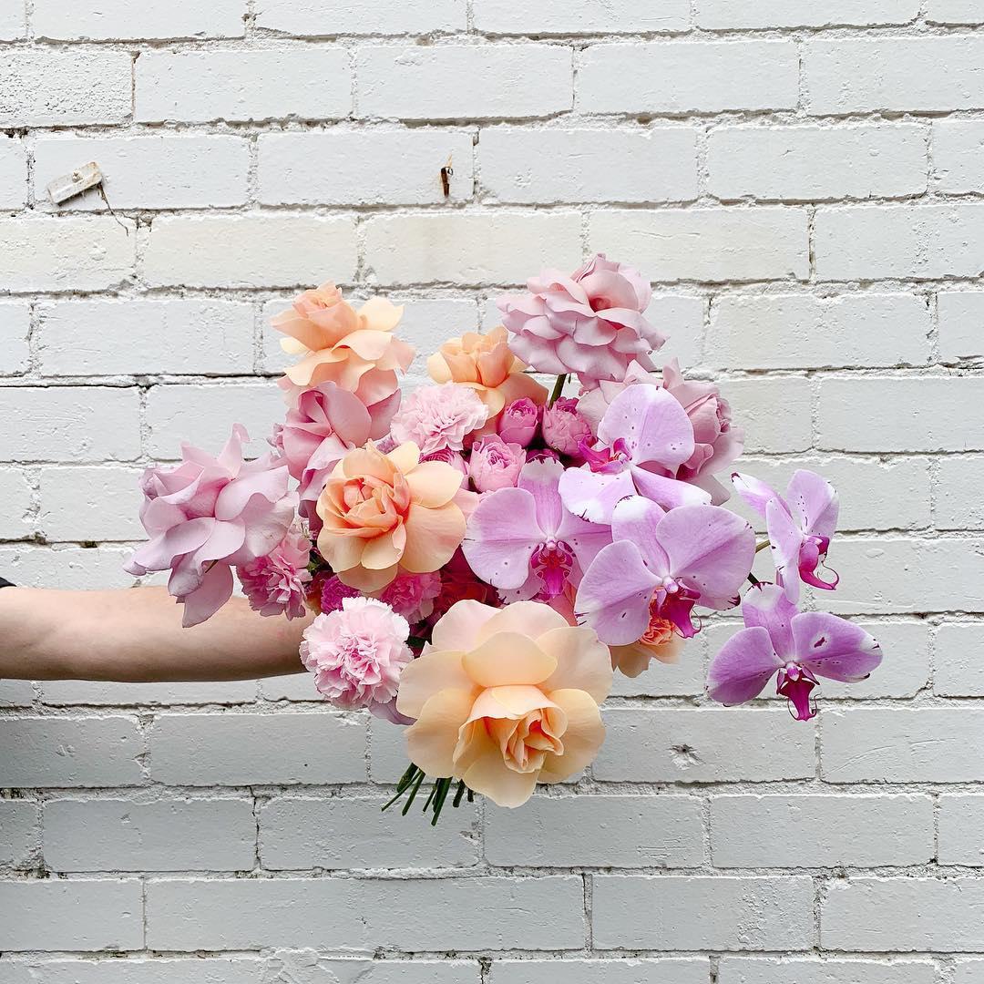 Flowers by Brett Matthew John