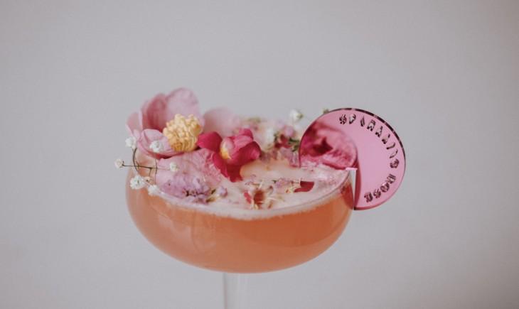Floral-cocktails